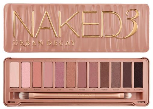 UD- Naked 3 Palette