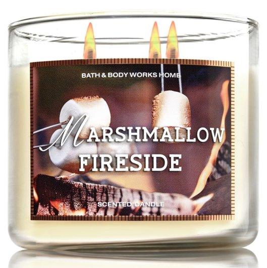 Marshmellow Fireside
